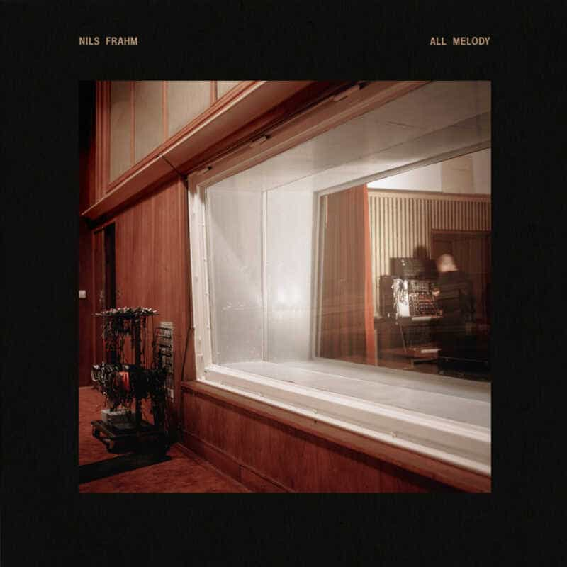 Album artwork for All Melody by Nils Frahm