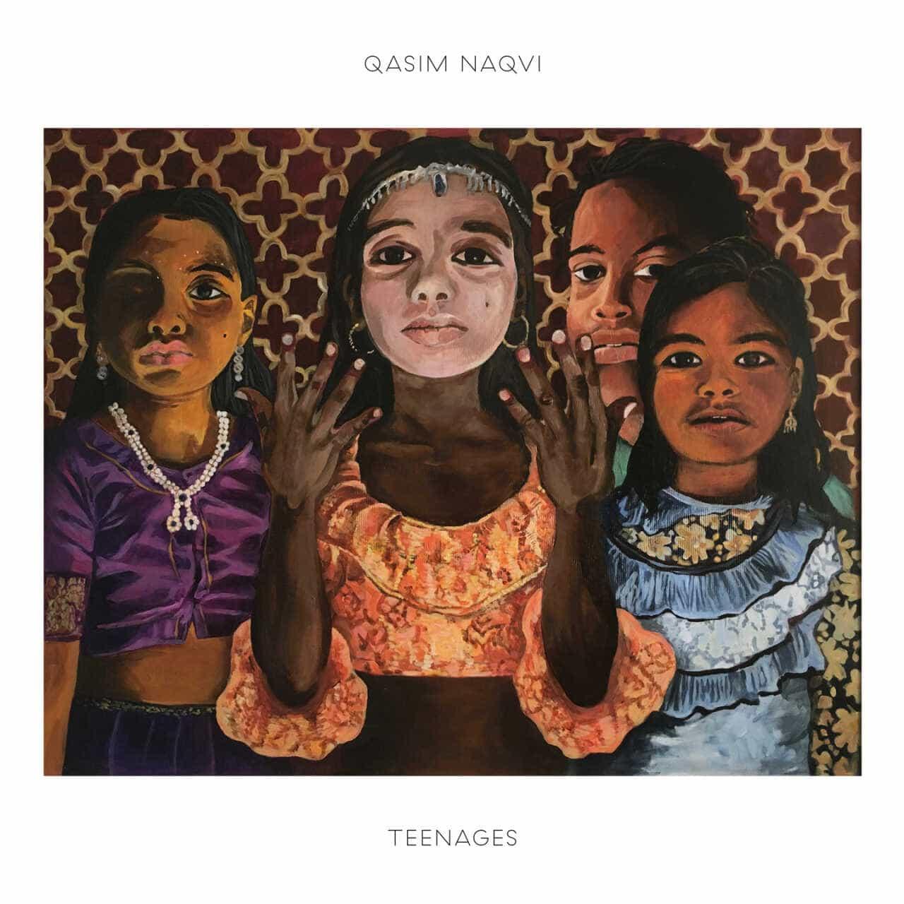 Album artwork for Teenages by Qasim Naqvi