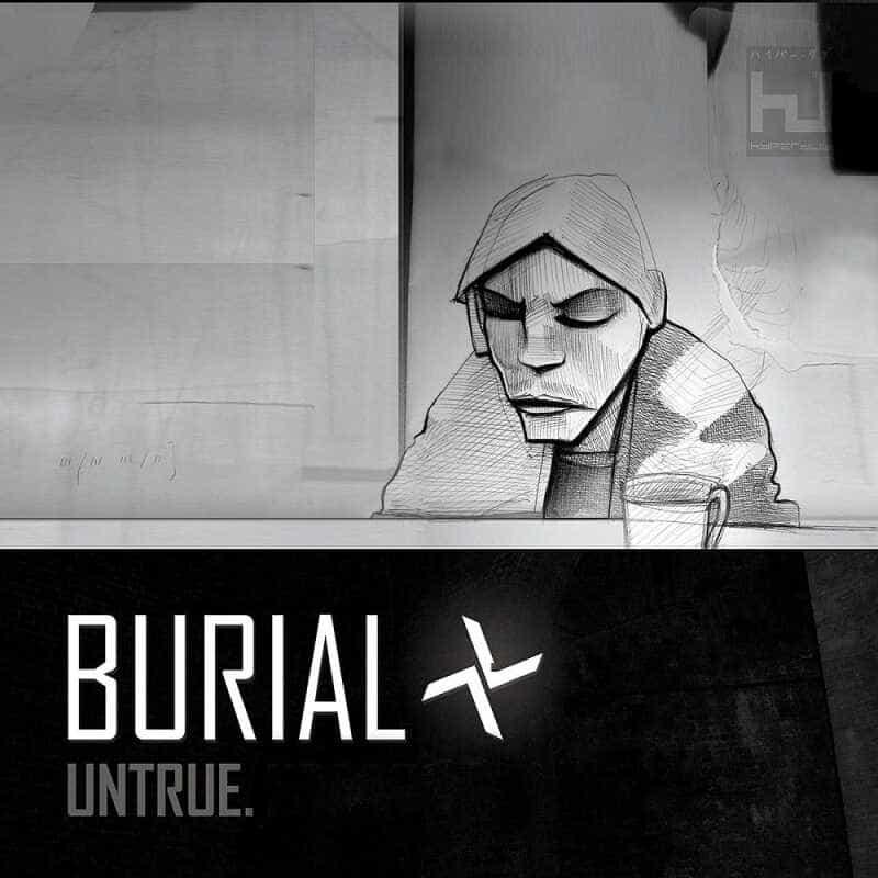 Album artwork for Untrue by Burial