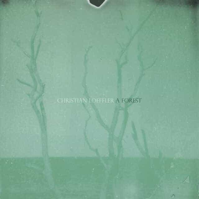 Album artwork for A Forest by Christian Löffler