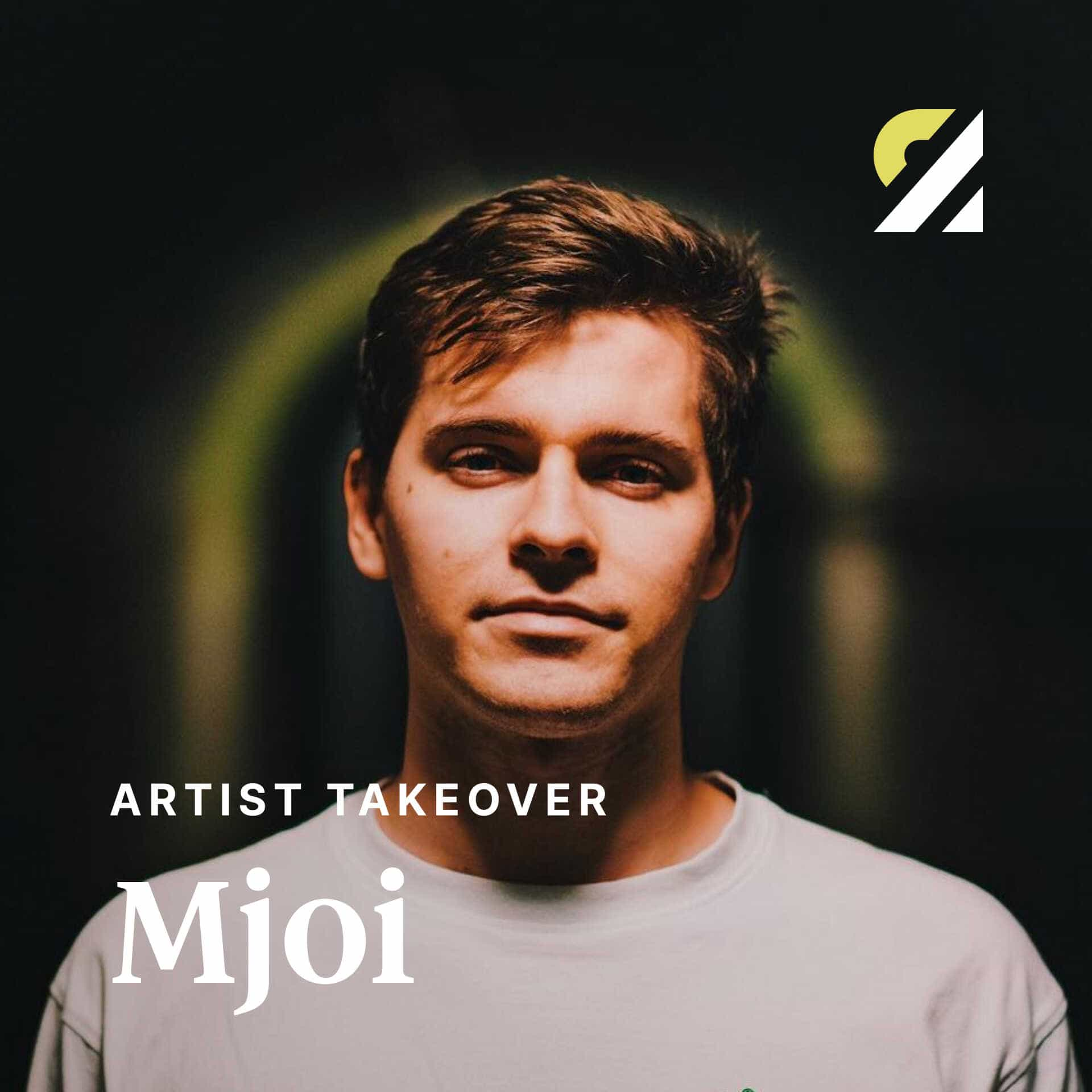 Cover image for the playlist Artist Takeover Mjoi