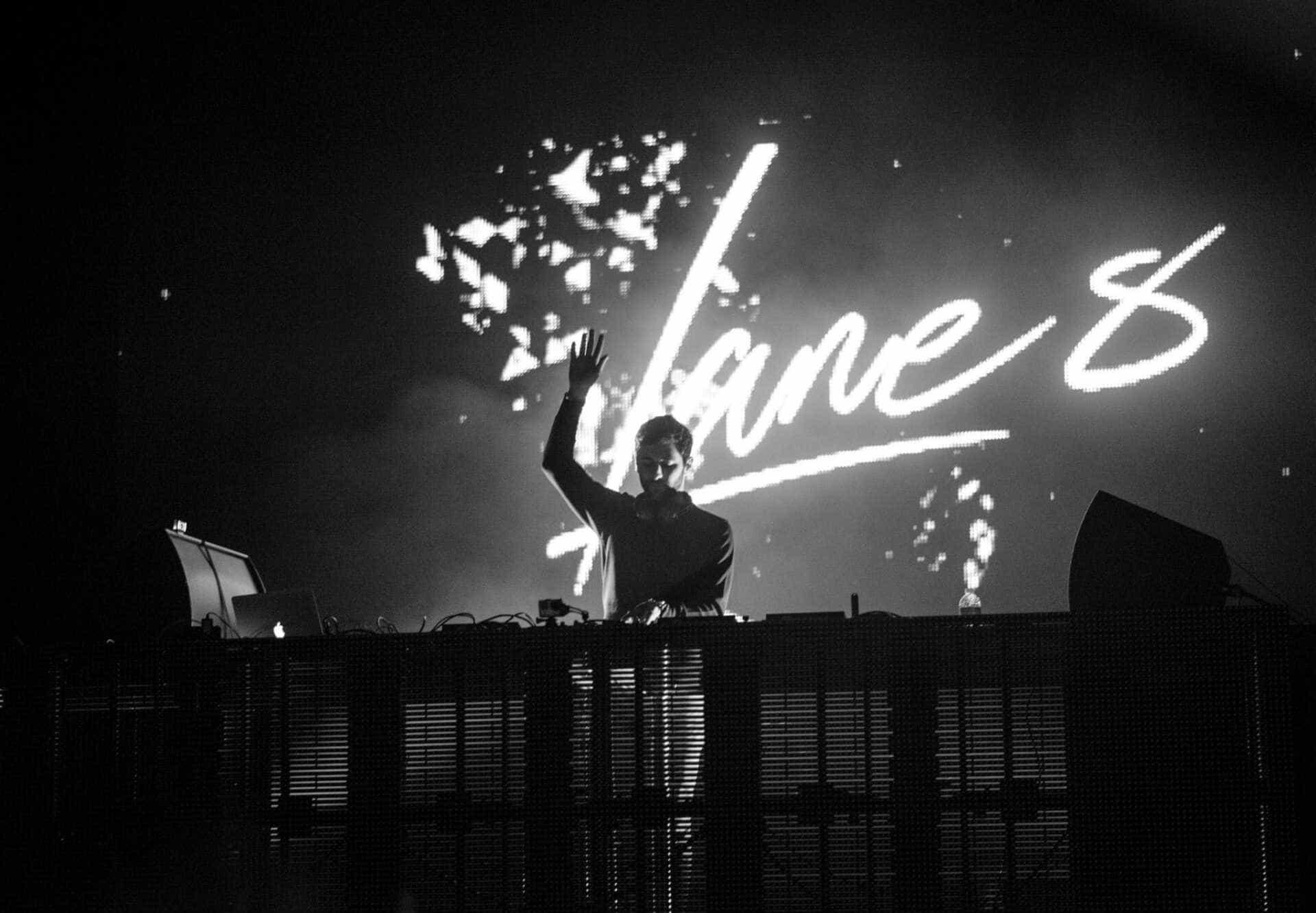 Electronic music producer Lane 8